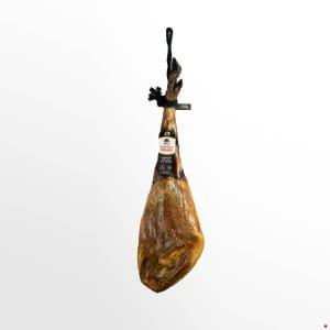 jamón de bellota ibérico